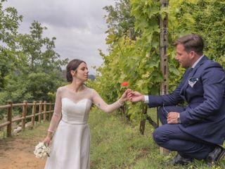 Le nozze di Roberta e Alex