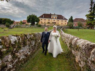 Le nozze di Lucia e Franco