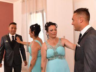 le nozze di Debora e Toni 1