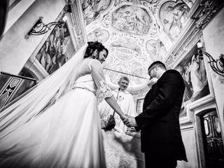 Le nozze di Wendy e Alexandru