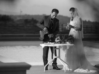 Le nozze di Cristian e Alessandra