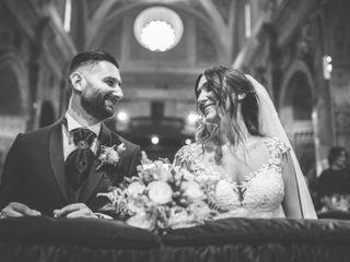 Le nozze di Sara e Domenico