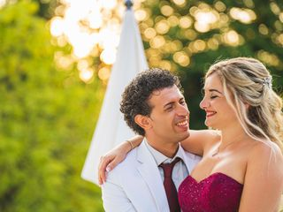 Le nozze di Elisa e Mose