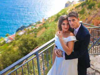 Le nozze di Francesco e Naomi