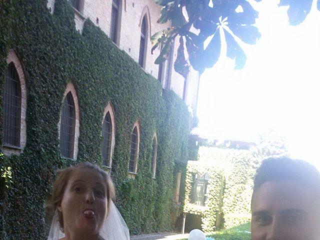 Il matrimonio di Davide e Valentina a Cervesina, Pavia 2