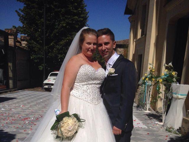 Il matrimonio di Davide e Valentina a Cervesina, Pavia 3