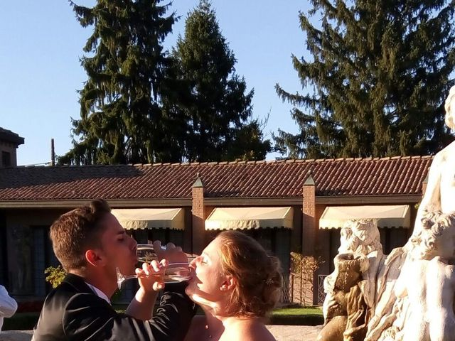 Il matrimonio di Davide e Valentina a Cervesina, Pavia 4