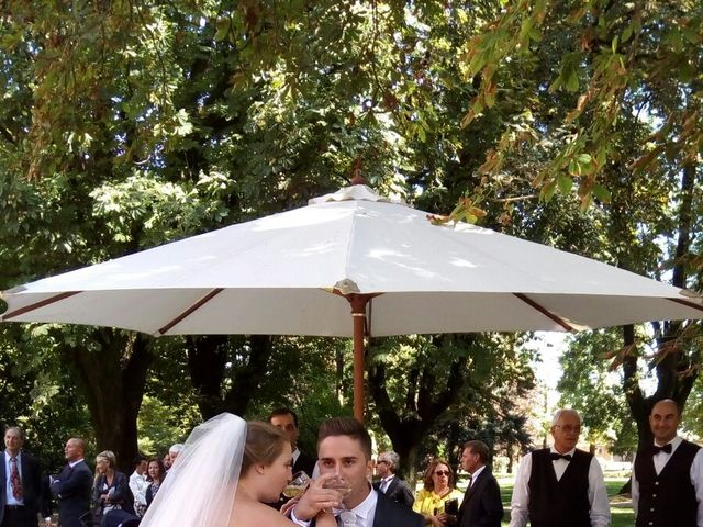 Il matrimonio di Davide e Valentina a Cervesina, Pavia 5