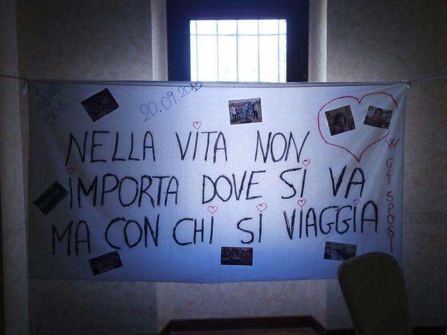Il matrimonio di Davide e Valentina a Cervesina, Pavia 1