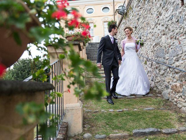 le nozze di Federica e Christian