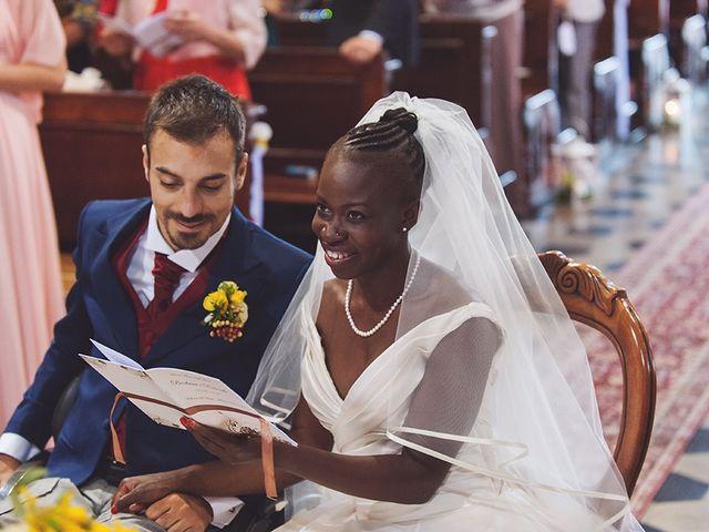 Il matrimonio di Rolando e Barkissa a Polesine Parmense, Parma 7