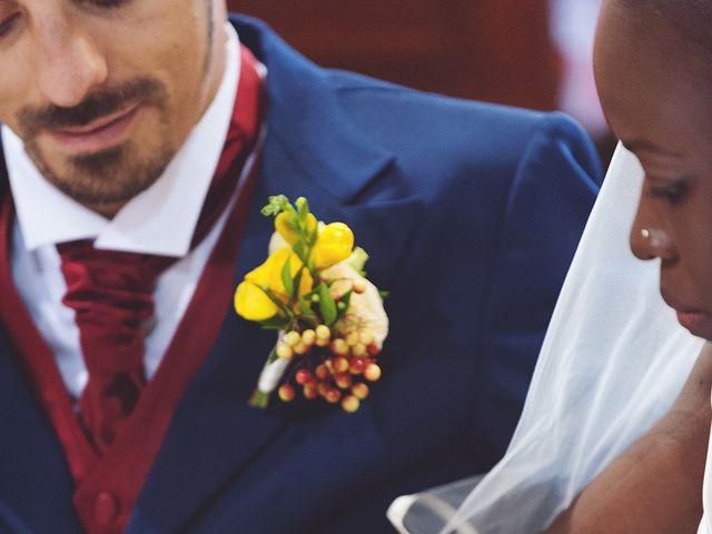 Il matrimonio di Rolando e Barkissa a Polesine Parmense, Parma 9