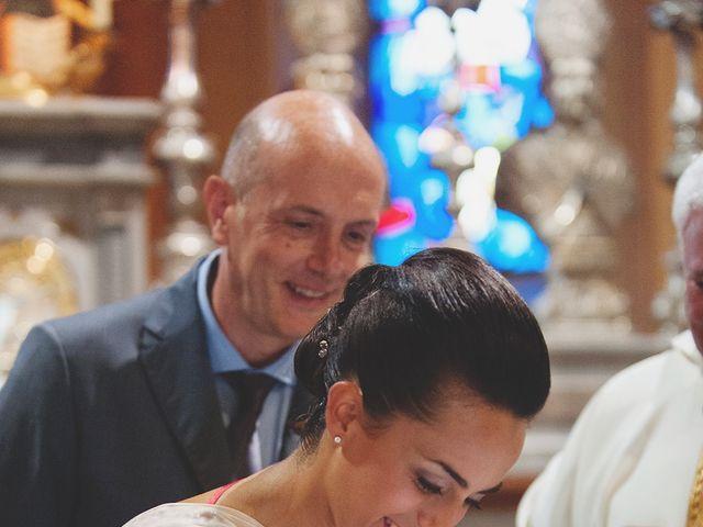 Il matrimonio di Rolando e Barkissa a Polesine Parmense, Parma 11
