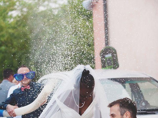 Il matrimonio di Rolando e Barkissa a Polesine Parmense, Parma 17