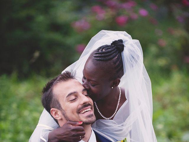 Il matrimonio di Rolando e Barkissa a Polesine Parmense, Parma 21