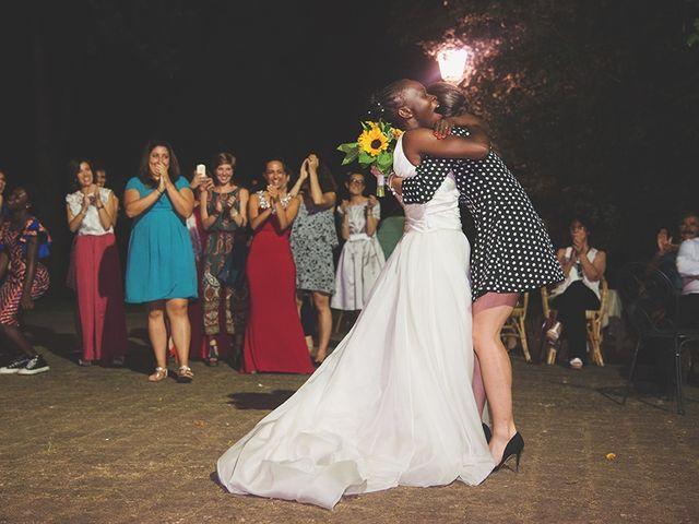 Il matrimonio di Rolando e Barkissa a Polesine Parmense, Parma 25