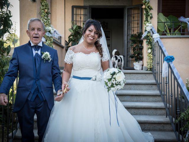 Il matrimonio di Giorgio e Lizet a Viterbo, Viterbo 10