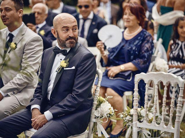 Il matrimonio di Marco e Marina a Monza, Monza e Brianza 10