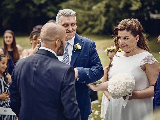Il matrimonio di Marco e Marina a Monza, Monza e Brianza 14