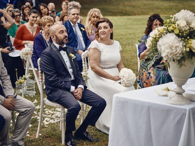 Il matrimonio di Marco e Marina a Monza, Monza e Brianza 16
