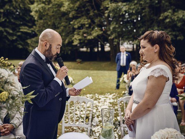 Il matrimonio di Marco e Marina a Monza, Monza e Brianza 19
