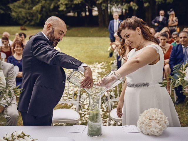 Il matrimonio di Marco e Marina a Monza, Monza e Brianza 20