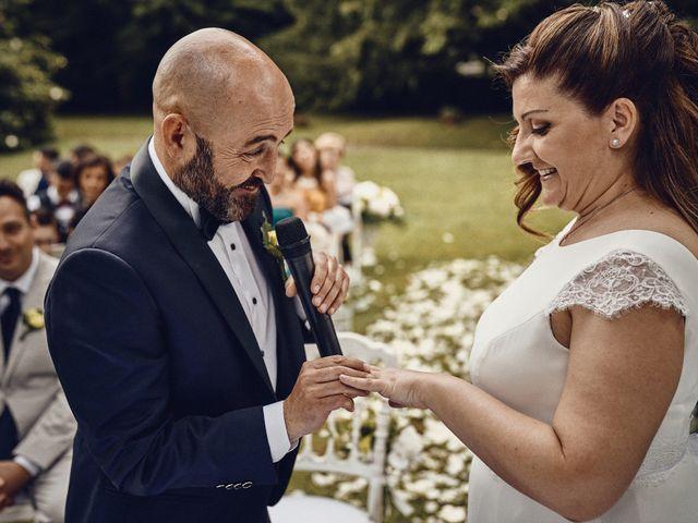 Il matrimonio di Marco e Marina a Monza, Monza e Brianza 21