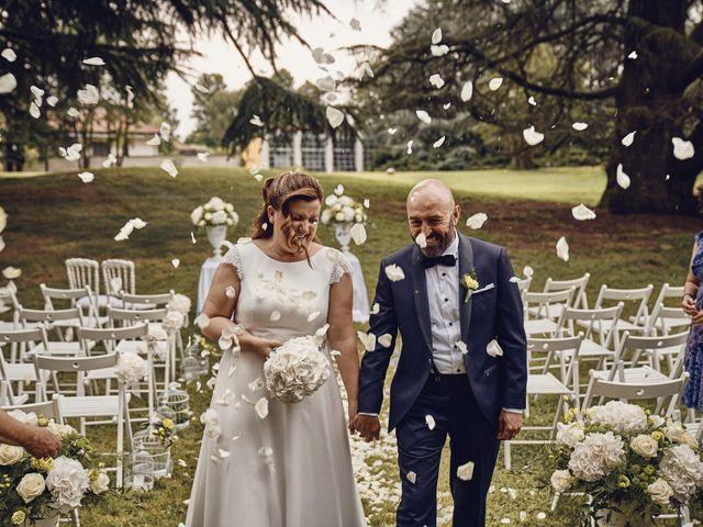 Il matrimonio di Marco e Marina a Monza, Monza e Brianza 22