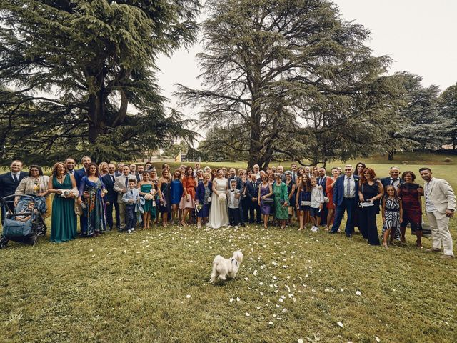 Il matrimonio di Marco e Marina a Monza, Monza e Brianza 24