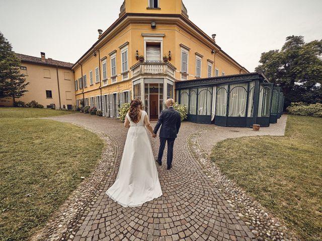 Il matrimonio di Marco e Marina a Monza, Monza e Brianza 26