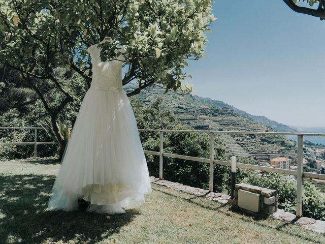 Il matrimonio di Mirko e Fabiana a Ventimiglia, Imperia 9