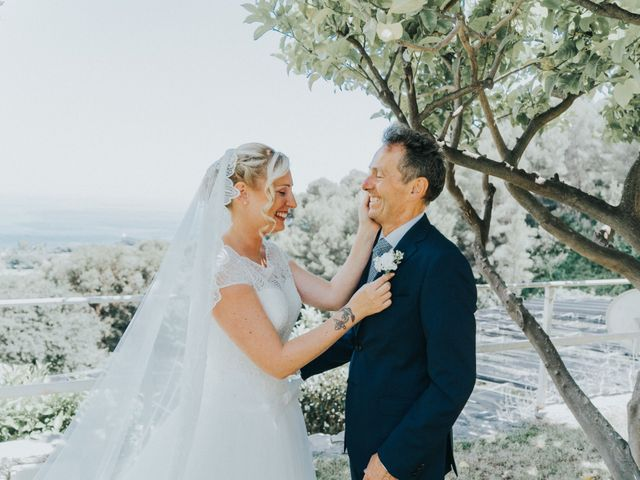 Il matrimonio di Mirko e Fabiana a Ventimiglia, Imperia 17