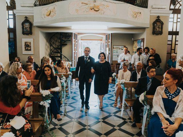 Il matrimonio di Mirko e Fabiana a Ventimiglia, Imperia 18
