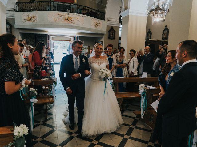 Il matrimonio di Mirko e Fabiana a Ventimiglia, Imperia 21