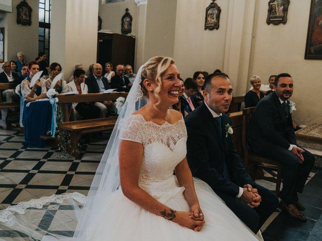 Il matrimonio di Mirko e Fabiana a Ventimiglia, Imperia 22