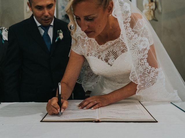 Il matrimonio di Mirko e Fabiana a Ventimiglia, Imperia 28