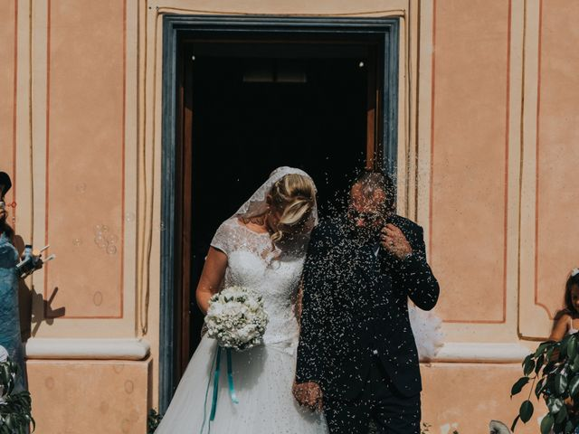 Il matrimonio di Mirko e Fabiana a Ventimiglia, Imperia 30