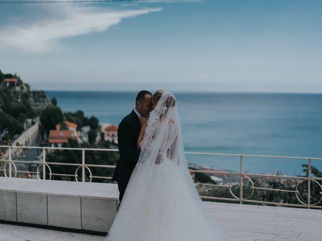 Il matrimonio di Mirko e Fabiana a Ventimiglia, Imperia 31