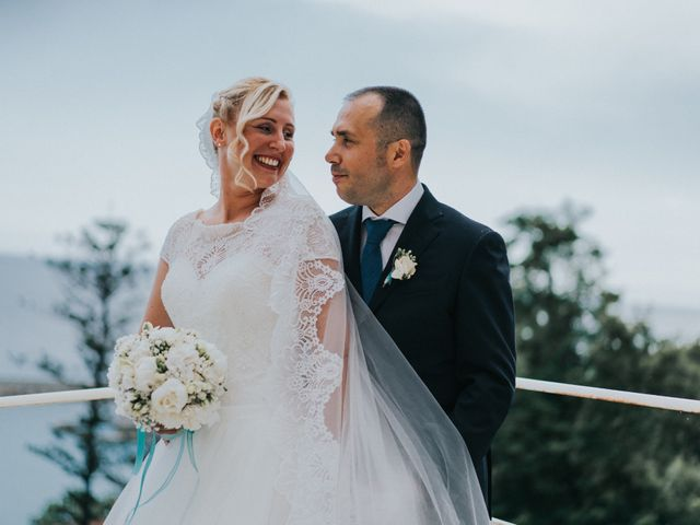 Le nozze di Fabiana e Mirko