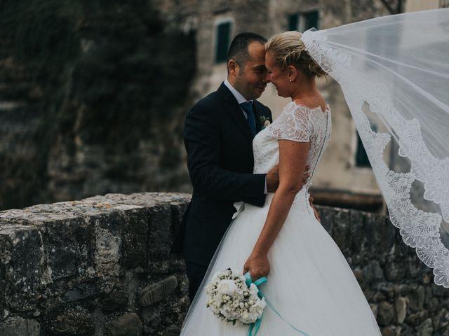 Il matrimonio di Mirko e Fabiana a Ventimiglia, Imperia 1
