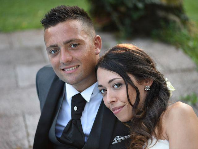 le nozze di Debora e Toni