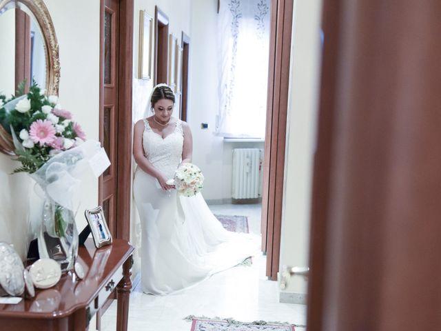 Il matrimonio di Gianluca e Carla a Foggia, Foggia 15