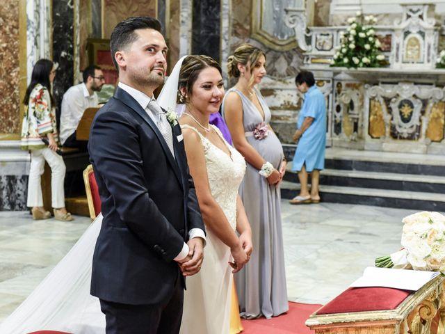 Il matrimonio di Gianluca e Carla a Foggia, Foggia 17