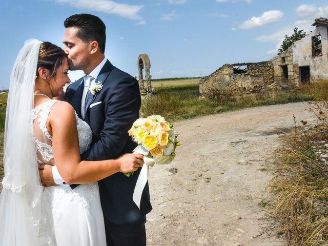 Il matrimonio di Gianluca e Carla a Foggia, Foggia 20