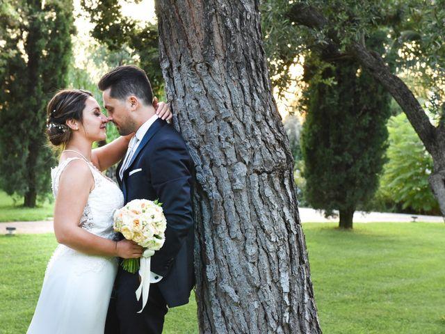 Le nozze di Carla e Gianluca