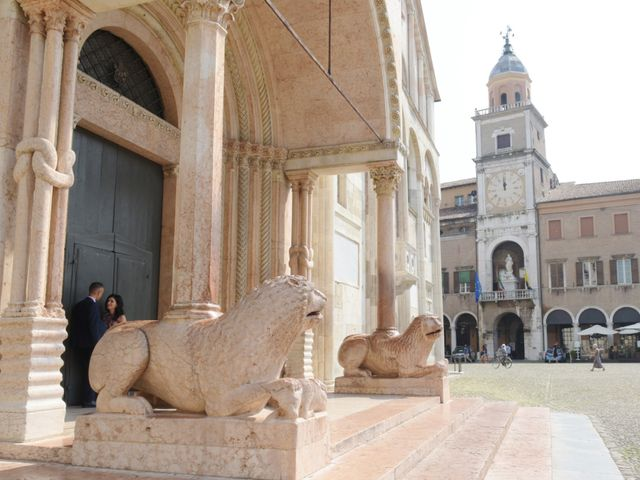 Il matrimonio di Jerry e Donatella a Modena, Modena 5