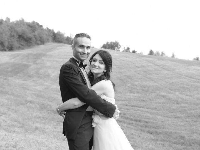 Le nozze di Donatella e Jerry