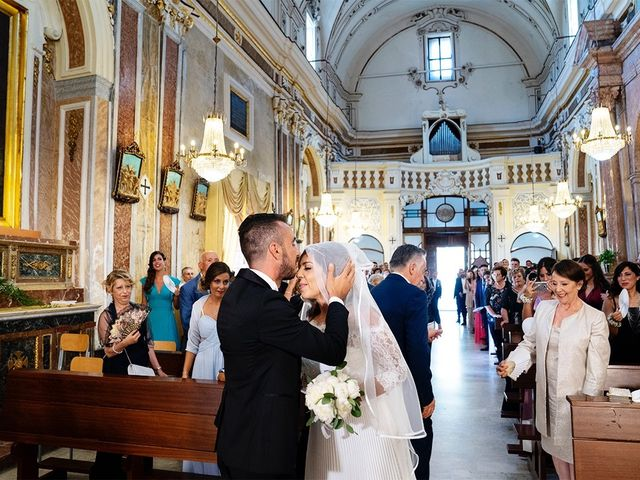 Il matrimonio di Andrea e Maria a Alcamo, Trapani 36