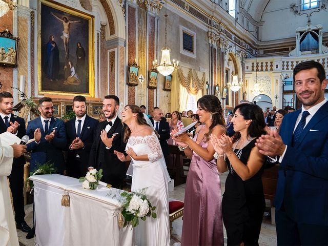 Il matrimonio di Andrea e Maria a Alcamo, Trapani 43
