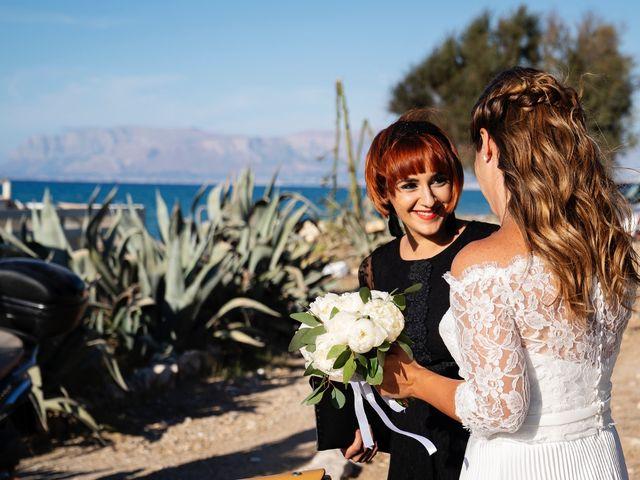 Il matrimonio di Andrea e Maria a Alcamo, Trapani 48